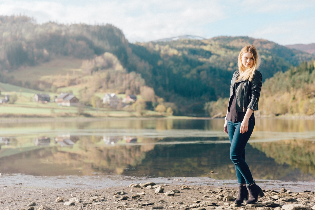Tiny Twisst Leather Jacket Norway-3