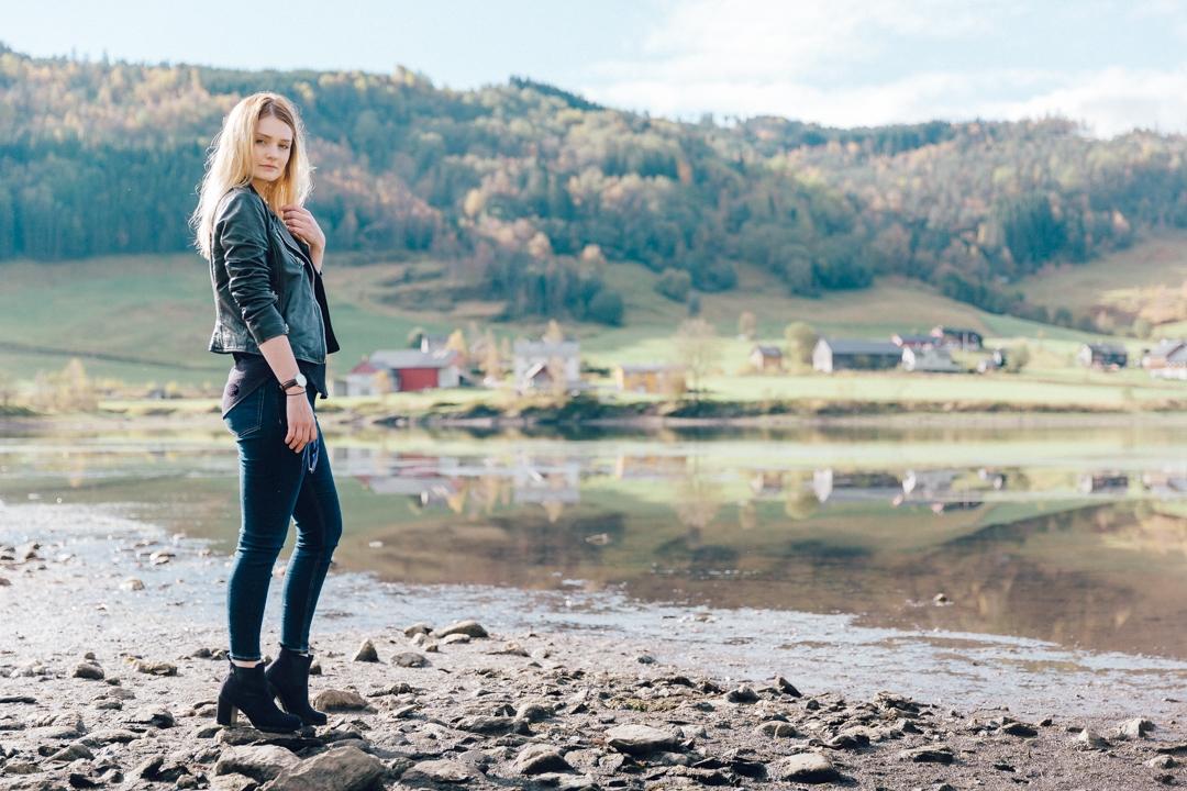 Tiny Twisst Leather Jacket Norway-5