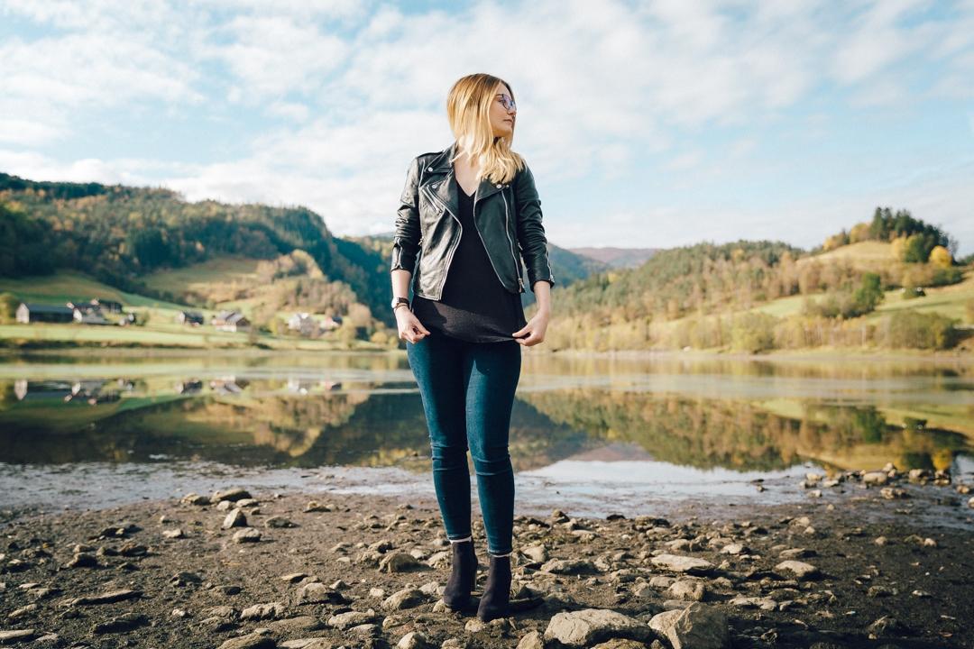 Tiny Twisst Leather Jacket Norway-6